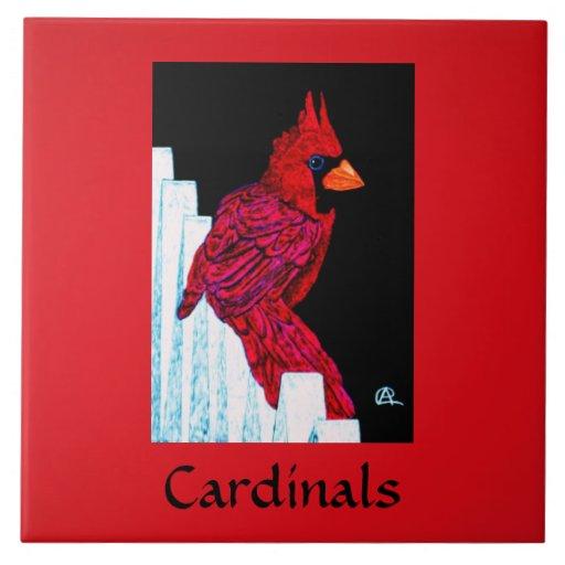 Teja de los cardenales