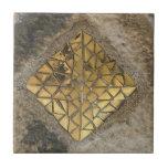 Teja de mosaico de Gaudi