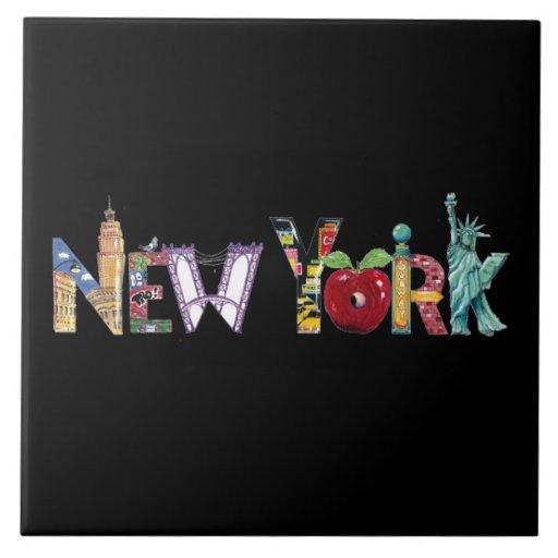 Teja de Nueva York