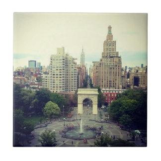 TEJA DE NUEVA YORK, NUEVA YORK