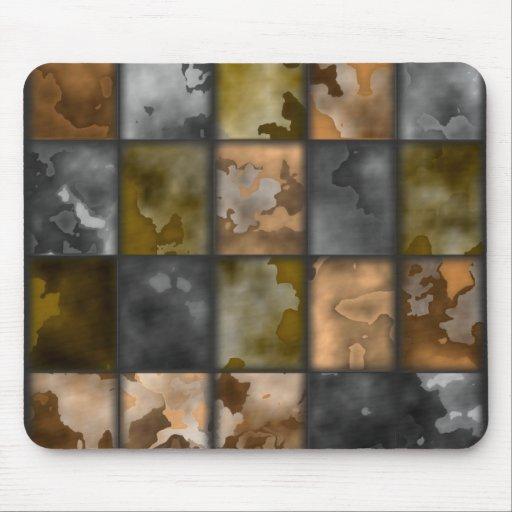 Teja de piedra Mousepad Alfombrillas De Ratones