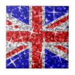 Teja de Reino Unido del Glitz