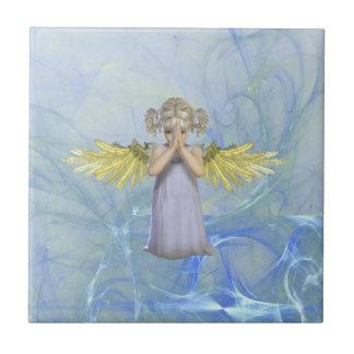 Teja de rogación del ángel