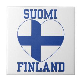 Teja de SUOMI FINLANDIA