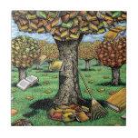 Teja del árbol del libro