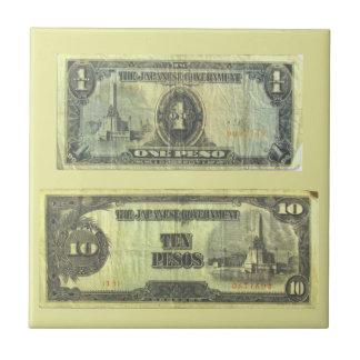 Teja del ~ del dinero de la invasión