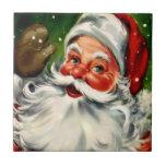 Teja del día de fiesta de Santa del navidad del