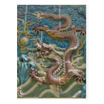 teja del dragón postal
