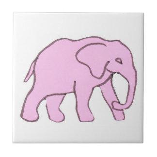 Teja del elefante rosado