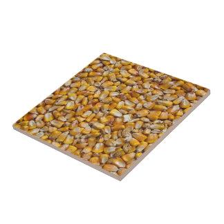 Teja del fondo del maíz