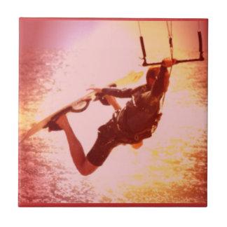 Teja del gancho agarrador de Kitesurfing