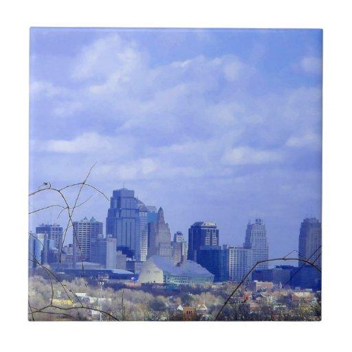 Teja del horizonte de Kansas City