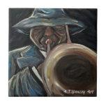 Teja del jazz del estilo libre