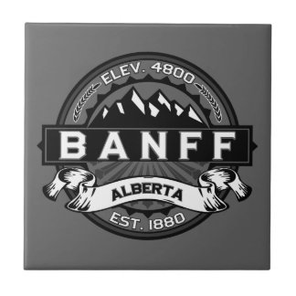 Teja del logotipo de Banff