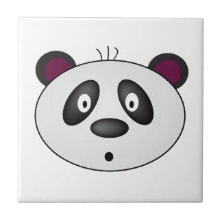 Teja del oso de panda