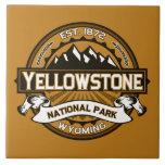 Teja del parque nacional de Yellowstone