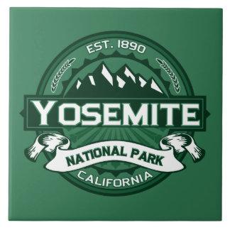 Teja del parque nacional de Yosemite