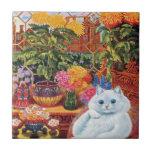 Teja del regalo del gato del botánico de Wain del