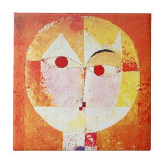 Teja del Senecio de Paul Klee