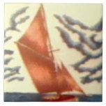 Teja del velero