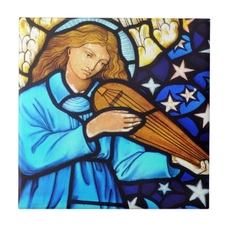 Teja del vitral de William Morris