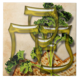 Teja esmaltada Passover
