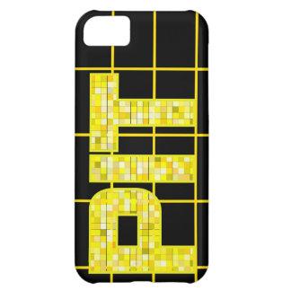 Teja estupenda de Pittsburgh para iphone5 Carcasa Para iPhone 5C