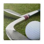 Teja Golfing