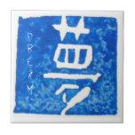 Teja ideal del kanji