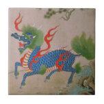 Teja japonesa del dragón