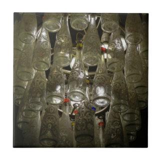 Teja - lámpara de la botella del restaurante, Vien