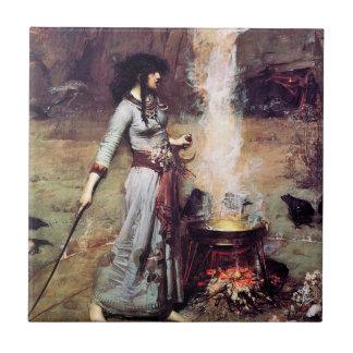 Teja mágica del Pre-Raphaelite del Waterhouse del