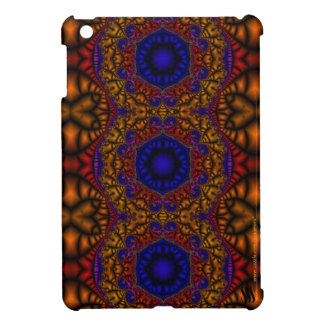 Teja marroquí iPad mini cárcasas