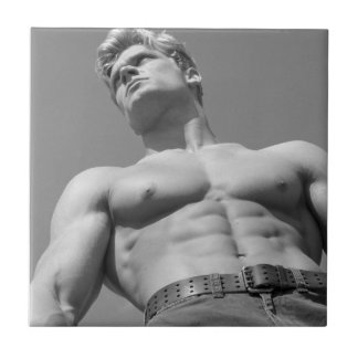 Teja masculina del Bodybuilder