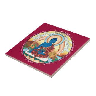 Teja - medicina Buda con mantra