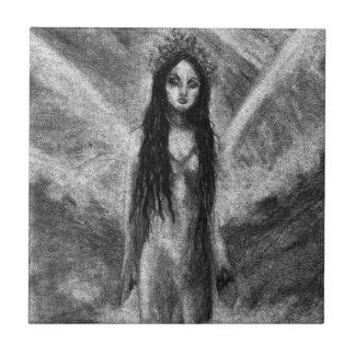Teja original de hadas del arte del ángel oscuro