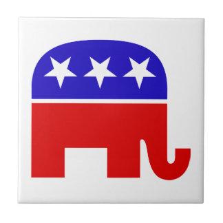 Teja republicana del elefante