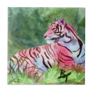 Teja rosada del aceo del tigre