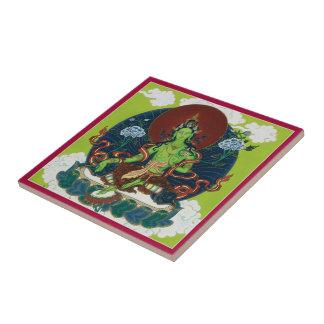 TEJA - Tara verde, Buda femenino más famoso