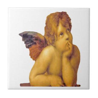 Teja Trivet del regalo del ángel de guarda de la q
