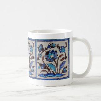 Teja turca antigua taza de café