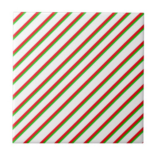 Teja verde blanca roja de las rayas