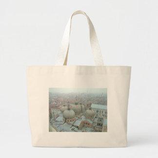 Tejado abovedado de la catedral de Venecia San Mar Bolsa Lienzo
