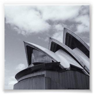 Tejado del teatro de la ópera de Sydney (mini) Cojinete