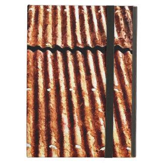 Tejado oxidado