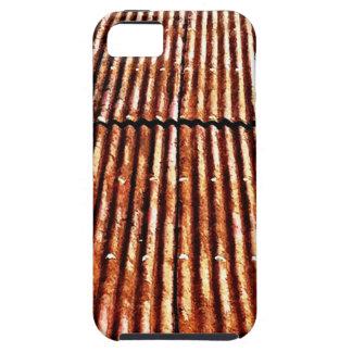 Tejado oxidado funda para iPhone SE/5/5s