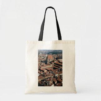 Tejados bóveda de Florencia, San Lorenzo, Italia