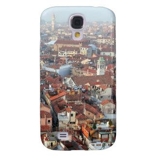 Tejados de Venecia Funda Para Galaxy S4