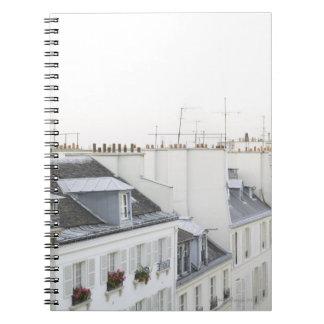 Tejados en Francia Note Book