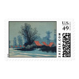Tejados rojos - Uehara Konen Sellos